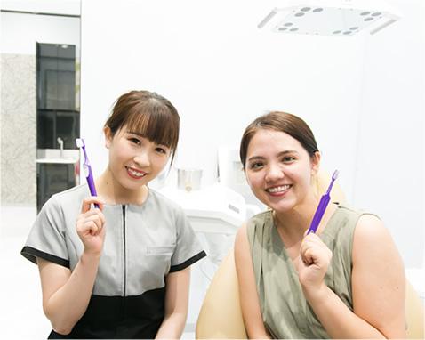 すみれ歯科は子供が治療を嫌がらないために工夫しています。
