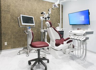 診察室 すみれ歯科・こども歯科クリニック