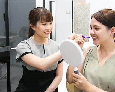虫歯予防のための指導プログラム