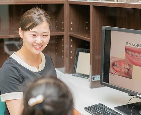 「正しい習慣」を歯ナラボトレーナーと一緒に学ぶ
